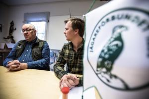 Ulf Berg och Filip Ånöstam ser fram emot resultatet som blir klart fram mot vårsommaren 2020.
