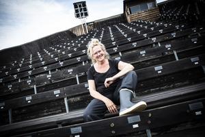 Kajsa Linderholm är projektledare för Dunderklumpen i Döda fallet.