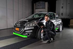 Det var 18 år sedan sist. På torsdagskvällen startar Säterbon Johnny Andersson, SMK Hedemora, i Rally Sweden igen.Foto: R-Sport