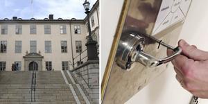 Två yngre män dömdes för den grova misshandeln mot hennes son i Svea hovrätten. Båda fick fängelsestraff. Domen kom i slutet av februari.