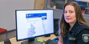 Räddningstjänsten Jämtland har på sin hemsida rtjamtland.se alla förbundets 32 brandstationer markerade. Kommunikatören Monica Landin uppdaterade dem på torsdagen med gatuadresser.