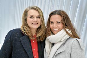 En tredje säsong är redan planerad och Moa Herngren och Clara Herngren hoppas på ännu mer av