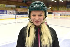 Linnea Grannas är kandidat nummer två.