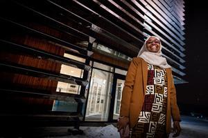 Fatumo Osman flydde till Sverige från Somalia 1992 och började arbeta på Högskolan Dalarna 2012.