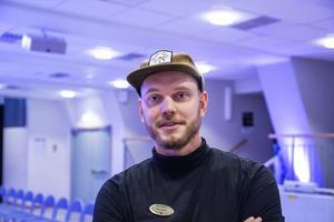 Emil Westberg har letat efter förutsättningar för olika former av dans inom kulturhusets verksamhet.