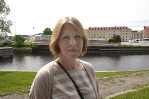 Helen Olofsson, 57, kommunikatör, Timrå: