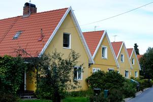 Husägare har fler utgifter än de som bor i lägenhet.