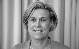 Eva-Lena Palander blir ny vd för Falun Borlänge-regionen AB.Foto: Falun Borlänge-regionen AB.