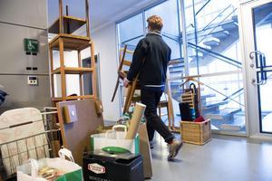 Att flytta till en nybyggd lägenhet kan vara ett stort och spännande steg i livet. FOTO: HENRIK MONTGOMERY / TT