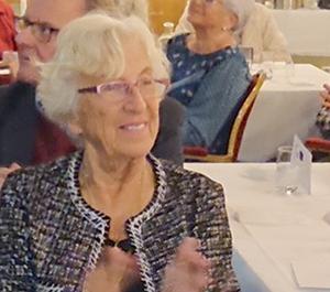 Marianne Stålberg har varit ordförande i PRO Leva Livet sedan starten för tio år sedan. Foto: Harriet Jorderud