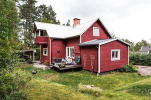 Hus i Krondiket byggt 1940. Foto: Kristofer Skogh/Husfoto