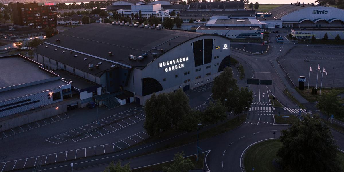 Efter spekulationerna – här är nya namnet på HV71:s arena