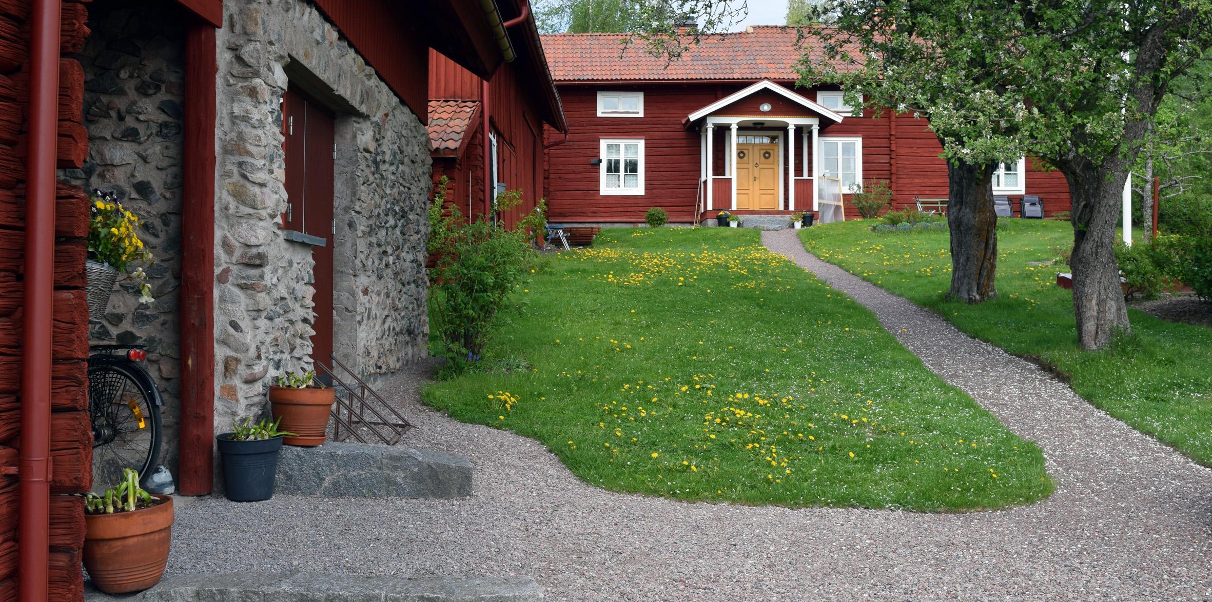 Förändring och utveckling i Djurås: