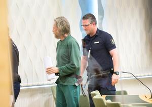 Ulf Borgström överklagar tingsrättens dom på alla punkter.