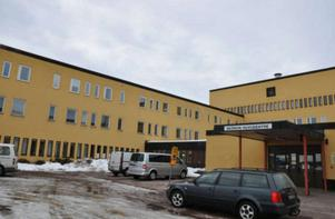Säters sjukhus. Foto: Roland Berg