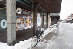 Här i Swedbanks gamla lokaler öppnar Rapatac i september.