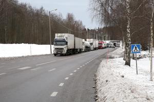 Om inte transportkedjan kan komma igång snabbt behöver vi ha en förmåga att klara oss tills det kan fungera igen.