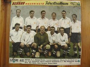 Idel kända LAIK-spelare från 1953.
