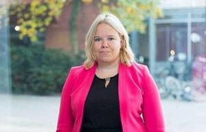 Eleonore Lundkvist (M), andre vice ordförande i fastighetsnämnden tycker att de boende ska få vara med i dialogen på ett tidigare stadium.Foto: Fredrik Wennerlund