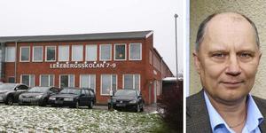 Tomas Andersson lämnar Lekebergsskolan 7-9 efter knappt två år som rektor och blir pensionär