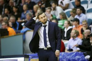 Södertäljecoachen Ludwig Degernäs vill se mer av sitt lag defensivt.