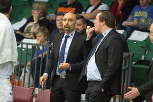 – Vi kommer studsa tillbaka från den här förlusten, det är jag säker på, säger Köpings tränare Panagiotis Nikolaidis efter förlusten mot Södertälje.
