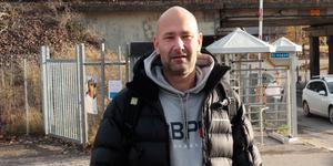Ronny Törnberg, 50 år, jobbar på Band, Sandvik.Foto: Conny Svensson