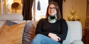 Efter operationen mår Olivia Henriksson bättre. Men fortfarande är det en lång väg till framtidsmålet – studier.