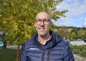 Martin Ringbert, 42, IT-konsult, Matfors: