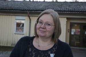 Rektorn Åsa Strömberg anser att man från skolans sida gjort vad man kunnat så här långt.