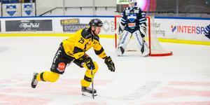 Marcus Bergman var glödhet mot Karlskoga.