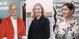 Janette Kothe, Tina Vedin och Maria Karlström är tre chefer som du får möta i ÖA:s serie om kvinnliga företagsledare.