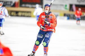 Bollnäsbacken Anders Spinnars tar plats i Bandypuls lag för första gången den här säsongen.
