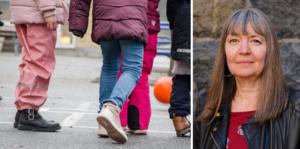 Agneta Söder, skolexpert på Autism- och Aspergerförbundet.
