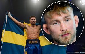 Alexander Gustafsson (infällda bilden) och Erik Skoglund. Bild: TT Nyhetsbyrån.