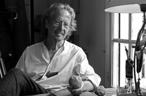 Den österrikiske författaren Peter Handke är 2019 års Nobelpristagare i litteratur. Foto: Donata Wenders