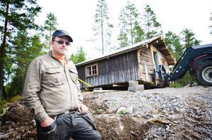 Klubbens ordförande Per-Åke Persson tror att det kan bli ett utflyktsmål för många, året runt.