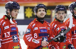 Hans Andersson och Edsbyn kan säkra en semifinalplats om man slår Bollnäs på onsdag.