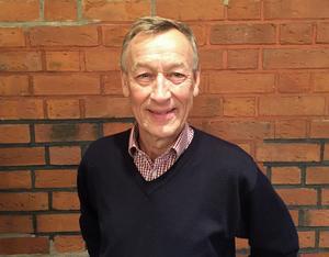 """Göran Engström (C) är noga med att understryka att samverkan med de rödgröna inte är en valkoalition. """"Vi kommer inte att bli för ödmjuka"""" lovar han."""