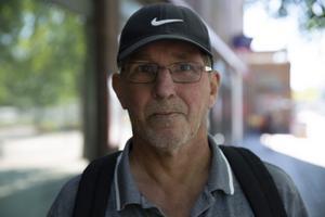 Jonny Eriksson, 60 år, Falun.