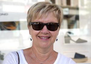 Karin Bergström, 66 år, lärare, Alnö
