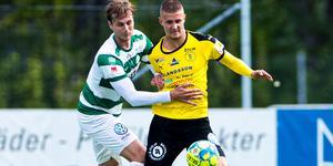 VSK kryssade mot IK Frej under söndagen. Foto: Kenta Jönsson/Bildbyrån.