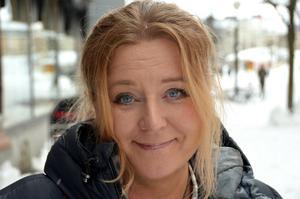 Ingela Högdahl.
