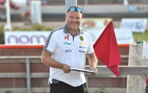 Stefan Bäckström.
