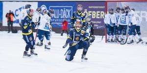 Mattias Blom kommer att spela i Falu BS även kommande vinter.