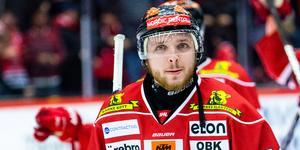 Kovacs gjorde två assist i sin debut. Foto: Johan Bernström / BILDBYRÅN.