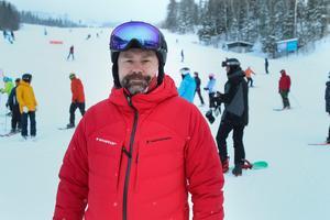 Arkivbild från Åre. Skistars destinationschef i Åre, Niclas Sjögren Berg, bemöter kritiken i FB-gruppen Näringslivsutveckling i Åre.