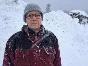 Gunilla Kjellsson, regionordförande LRF Västernorrland.