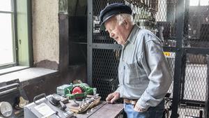 Wilhelm Stormblad flyttade till Fagersta från Finland 1956 och har i hela sitt liv jobbat som elektriker. Länge vid Fagersta bruk.