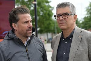 Migrationsverkets generaldirektör Mikael Ribbenvik  och dåvarande SÄPO-chefen Anders Thornberg talade redan 2017 vid ett seminarium i Almedalen om